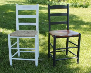 Cottage & Farmhouse Stools. available in counter and bar height