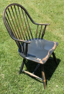 Traditional Windsor Armchair. Sidechairs available.