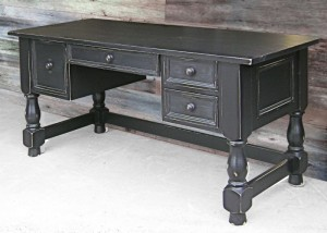 "Oxford Desk 60"" long x 26"" deep x 30"" high"