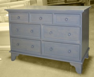 "Tibbit's Hill Chest of Drawers - 53"" w 20"" d 36"" h"