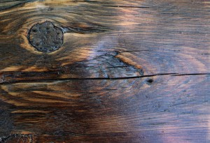 1800's Barn Floor
