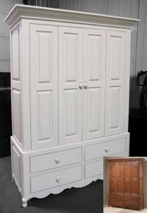 Boudoir Bedroom Armoire