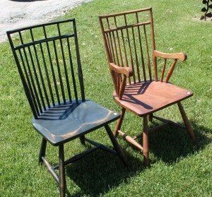Birdcage Chairs