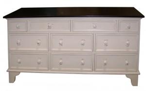Custom 6Ft Dresser