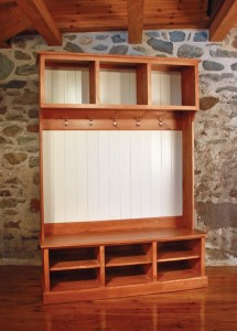"""Entrance Hall Cabinet 60""""w 20""""d 84""""h"""